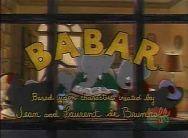 Babar is listed (or ranked) 1 on the list TV Shows Produced By Michael Hirsh