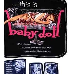 Baby Doll is listed (or ranked) 20 on the list The Best Rip Torn Movies of All Time, Ranked