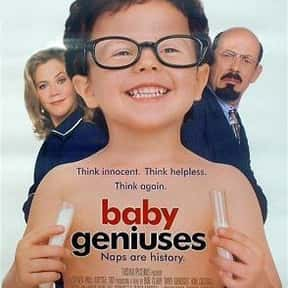 Baby Geniuses is listed (or ranked) 14 on the list The Funniest Movies About Babies