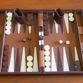 Backgammon is listed (or ranked) 9 on the list The Best Classic Board Games