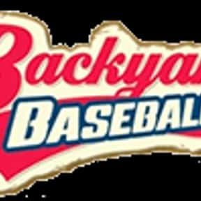 Backyard Baseball is listed (or ranked) 22 on the list List of Gamecube Games