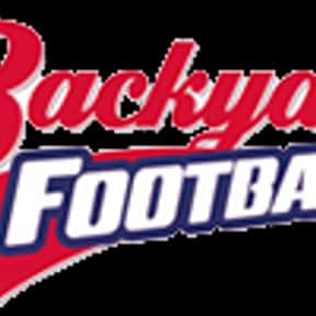 Backyard Football is listed (or ranked) 24 on the list List of Gamecube Games