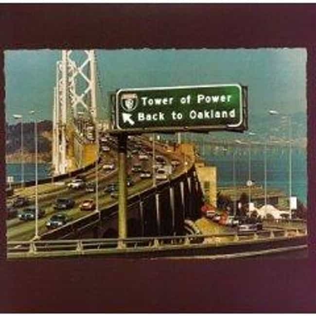 Back to Oakland is listed (or ranked) 2 on the list The Best Tower Of Power Albums of All Time