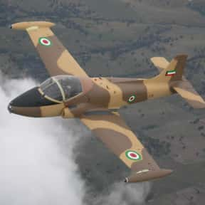 BAC Jet Provost is listed (or ranked) 5 on the list List of All Military Trainer Aircraft Types