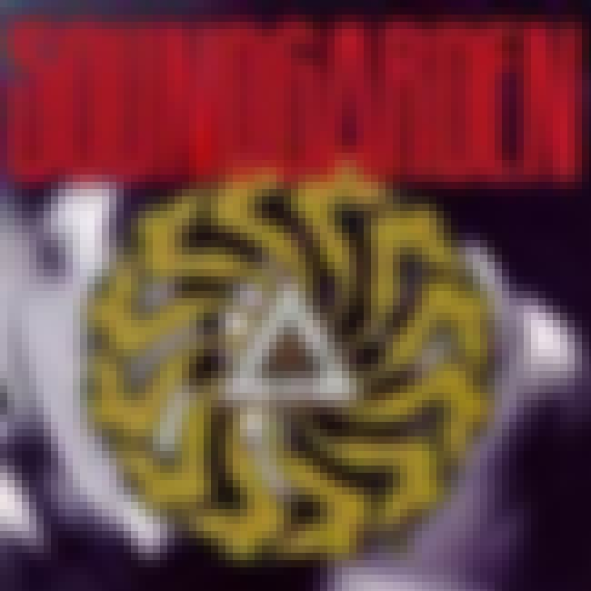 Badmotorfinger is listed (or ranked) 2 on the list The Best Soundgarden Albums of All Time