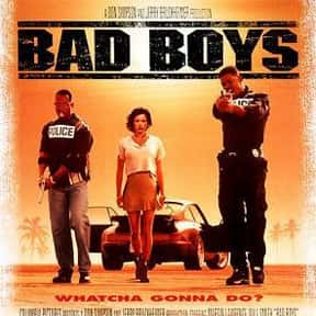 Bad Boys is listed (or ranked) 1 on the list The Best Black Action Movies, Ranked