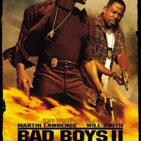Bad Boys II is listed (or ranked) 3 on the list The Best Black Action Movies, Ranked