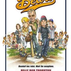 Bad News Bears is listed (or ranked) 23 on the list The Best Sports Movies About Coaches