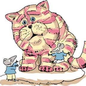 Bagpuss is listed (or ranked) 19 on the list The Greatest TV Shows About Cats