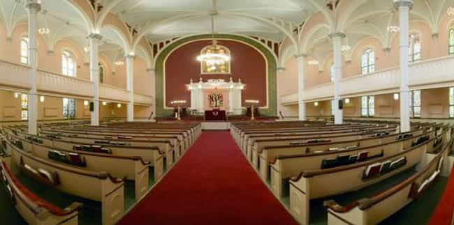 Congregation Baith Israel Ansh... is listed (or ranked) 3 on the list List of Famous Brooklyn Buildings & Structures