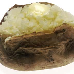 Baked Potato is listed (or ranked) 7 on the list The Most Delectable Side Dishes For Pork Chops, Ranked