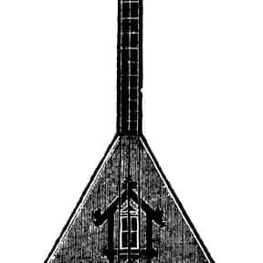 Balalaika is listed (or ranked) 6 on the list Plucked String Instrument - Instruments in This Family