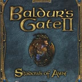Baldur's Gate II: Shadows of A is listed (or ranked) 2 on the list The Best Isometric Projection Games of All Time