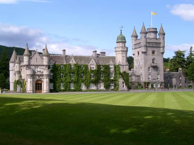 Balmoral Castle is listed (or ranked) 1 on the list The Outrageous Amounts Of Money It Costs To Run The Royal Estates