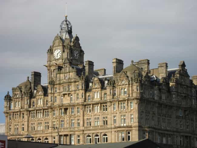 Famous Edinburgh Buildings List Of Architecture In Edinburgh