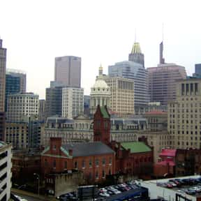 Baltimore is listed (or ranked) 13 on the list The Best American Cities for Artists