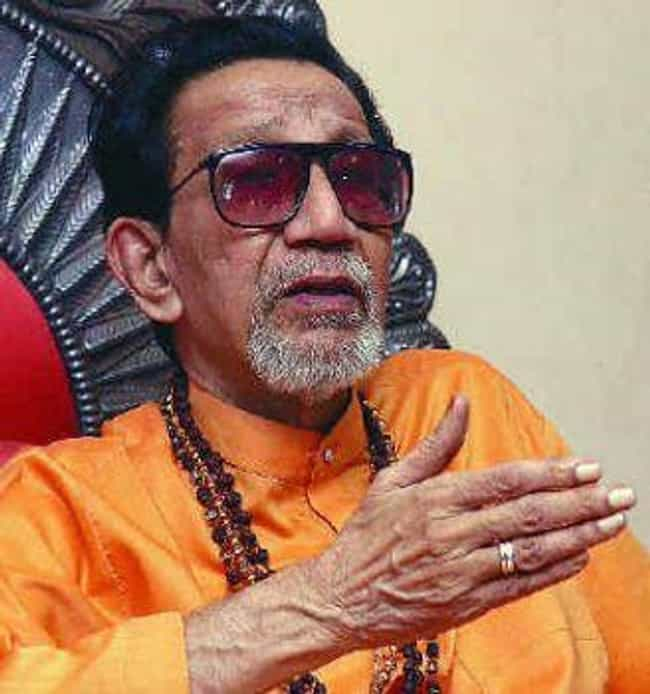 Bal Thackeray is listed (or ranked) 4 on the list Famous Editors from India