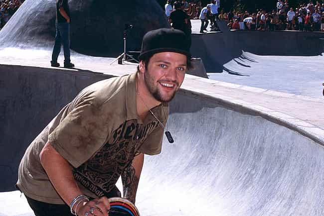 Bam Margera is listed (or ranked) 3 on the list Famous Male Skateboarders