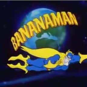 Bananaman is listed (or ranked) 23 on the list BBC TV Shows/Programs