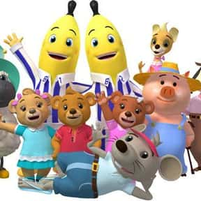 Bananas in Pyjamas is listed (or ranked) 3 on the list The Best Cartoonito TV Shows