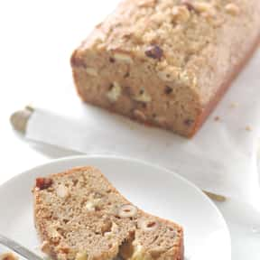Banana bread is listed (or ranked) 19 on the list Every Single Type of Cake, Ranked by Deliciousness