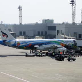 Bangkok Airways is listed (or ranked) 15 on the list Companies Founded in 1968