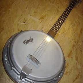 Banjo is listed (or ranked) 9 on the list Plucked String Instrument - Instruments in This Family