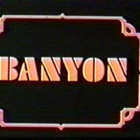 Banyon is listed (or ranked) 2 on the list TV Shows Produced By Quinn Martin