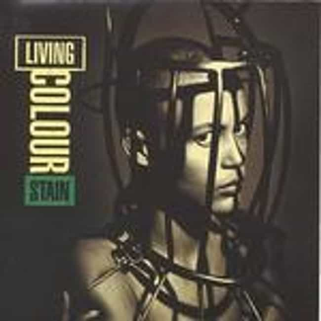 Stain is listed (or ranked) 2 on the list The Best Living Colour Albums of All Time