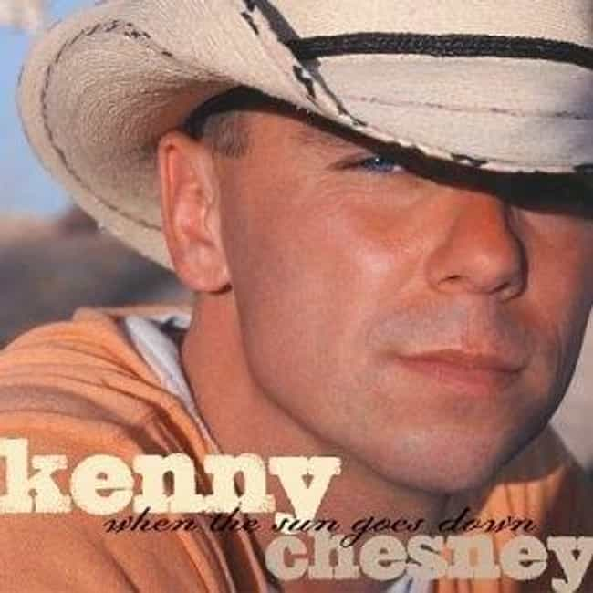 When the Sun Goes Down is listed (or ranked) 2 on the list The Best Kenny Chesney Albums of All Time