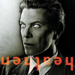 Heathen is listed (or ranked) 15 on the list The Best David Bowie Albums of All Time
