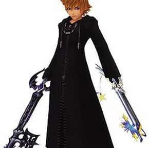 Roxas is listed (or ranked) 4 on the list The Best To Worst Kingdom Hearts Characters