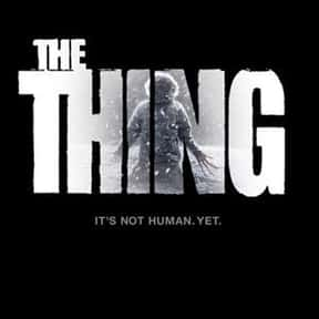 The Thing is listed (or ranked) 18 on the list The Scariest Sci-Fi Movies Rated R