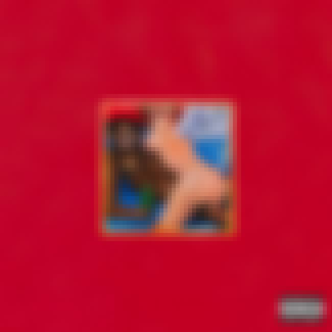 My Beautiful Dark Twisted Fant... is listed (or ranked) 1 on the list The Best Kanye West Albums of All Time