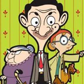 Mr. Bean is listed (or ranked) 8 on the list The Best CITV TV Shows