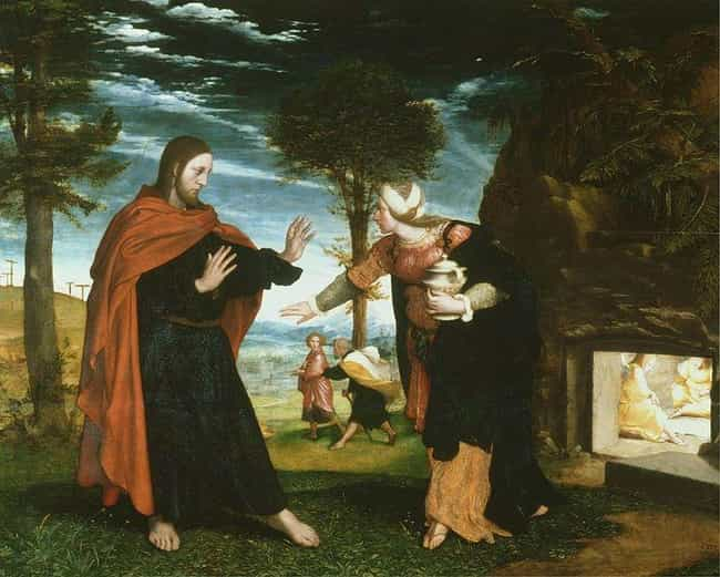 Noli me Tangere is listed (or ranked) 2 on the list Famous Hans Holbein the Younger Paintings