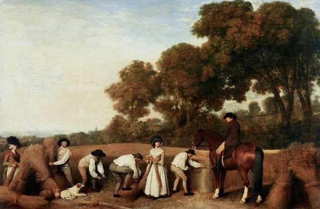 Haymakers is listed (or ranked) 3 on the list Famous George Stubbs Paintings