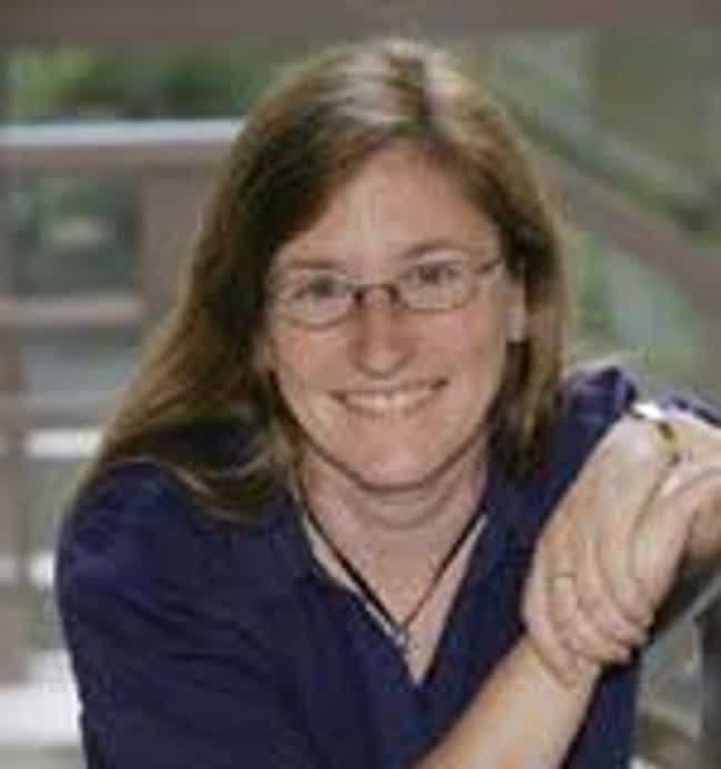 Julie Theriot is listed (or ranked) 1 on the list List of Famous Microbiologists