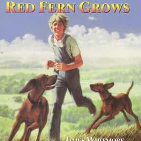 Where the Red Fern Grows is listed (or ranked) 2 on the list The Best Movies About Oklahoma