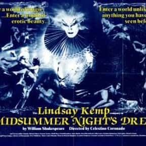A Midsummer Night's Dream is listed (or ranked) 18 on the list List of All Movies Released in 1985
