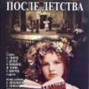 Sto dnej possle detstwa is listed (or ranked) 3 on the list List of All Movies Released in 1974