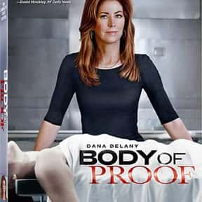 Body of Proof is listed (or ranked) 18 on the list The Greatest TV Shows About Hospitals