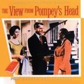 The View from Pompey's Head is listed (or ranked) 13 on the list The Best Richard Egan Movies