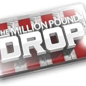 The Million Pound Drop Live is listed (or ranked) 23 on the list The Very Best British Game Shows, Ranked
