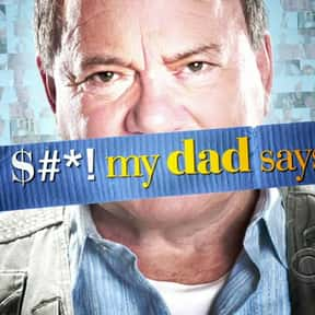 Bleep My Dad Says is listed (or ranked) 4 on the list The Worst TV Show Titles of All Time