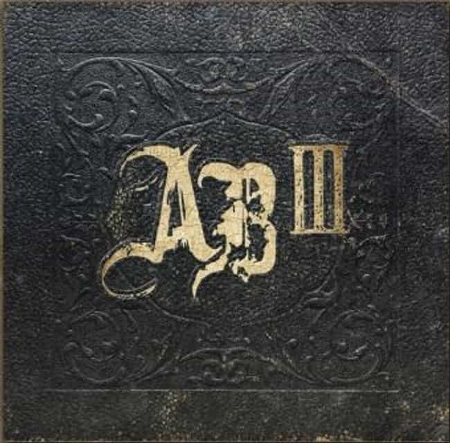 AB III is listed (or ranked) 4 on the list The Best Alter Bridge Albums of All Time