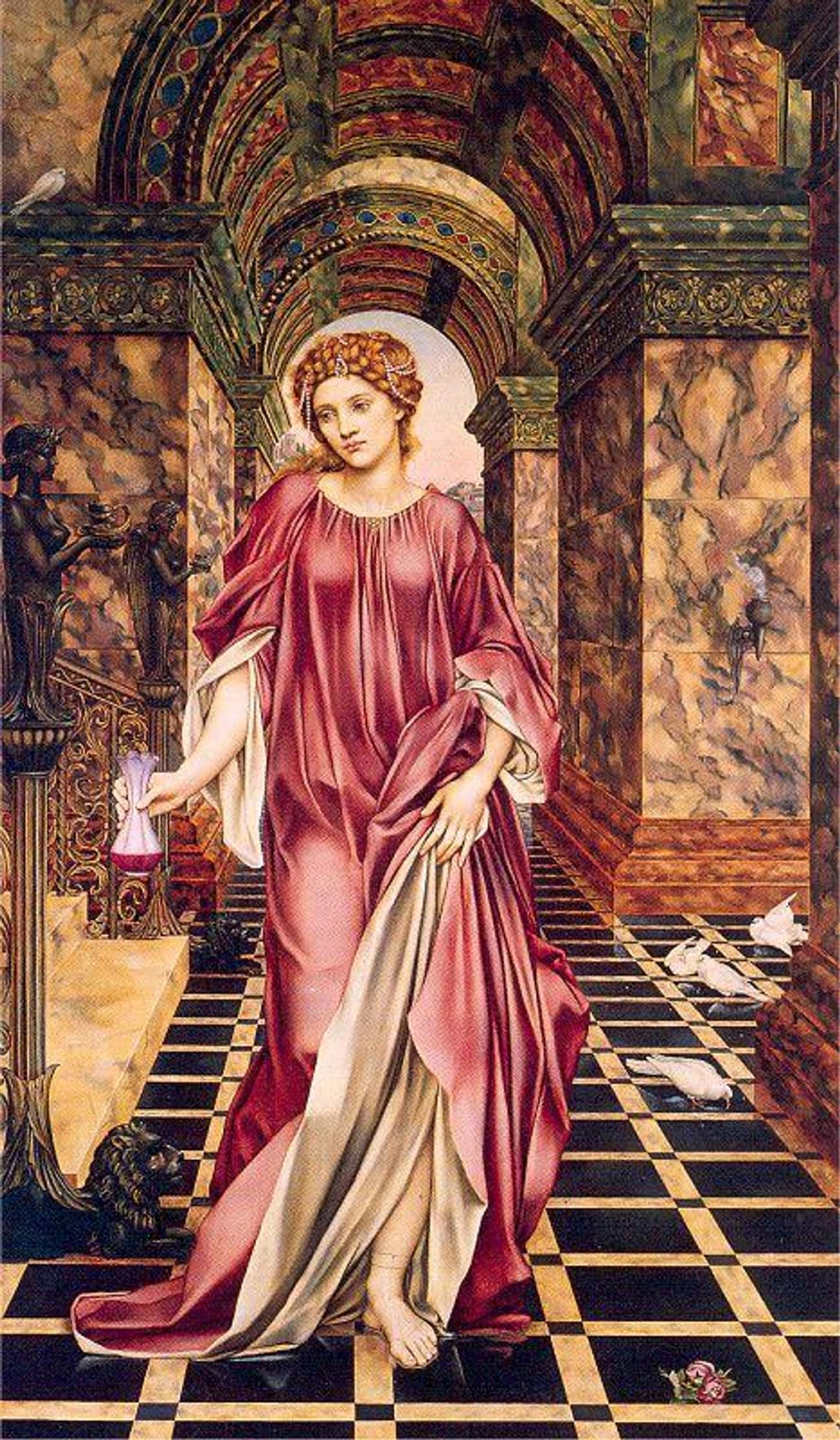 Medea is listed (or ranked) 3 on the list Famous Medea Art