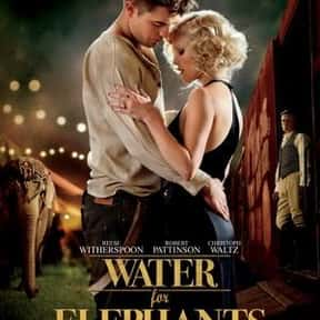 Water for Elephants is listed (or ranked) 22 on the list The Best Movies With Water in the Title