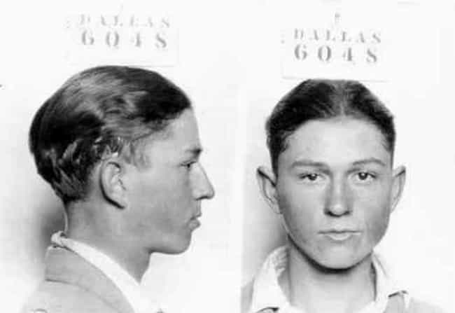 Clyde Barrow is listed (or ranked) 4 on the list List of Famous Outlaws