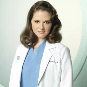 April Kepner is listed (or ranked) 24 on the list Current TV Characters Who Are the Most Relatable